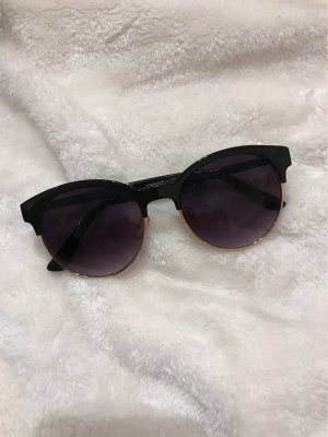 H&M Glasses black-camel