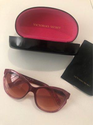 Victoria's Secret Ovale zonnebril paars