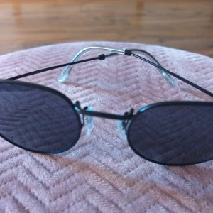 Aviator Glasses black
