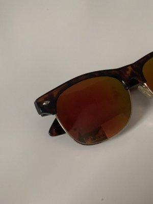 Oval Sunglasses multicolored