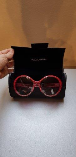 Dolce & Gabbana Gafas rojo