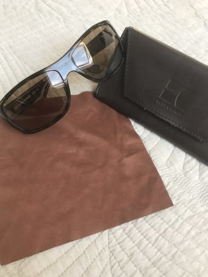 Boss Orange Oval Sunglasses brown
