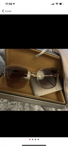 Bvlgari Glasses rose-gold-coloured-gold-colored