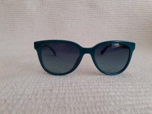 Calvin Klein Gafas de sol cuadradas verde bosque