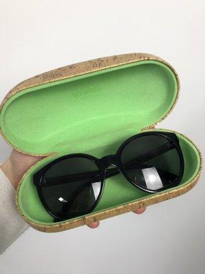 Rodenstock Gafas de sol redondas negro