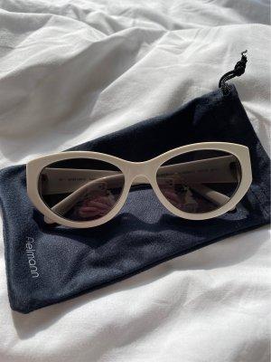 Sonnenbrille Crème