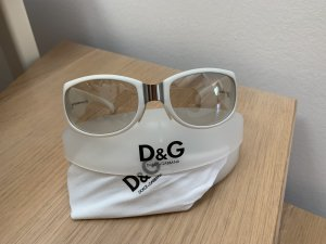 Dolce & Gabbana Bril wit