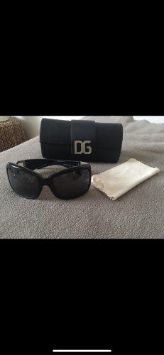 Dolce & Gabbana Occhiale a farfalla nero