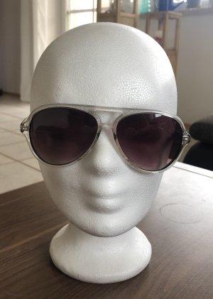 Michael Kors Pilotenbril donkerbruin