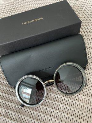 Dolce & Gabbana Bril lichtgrijs-goud