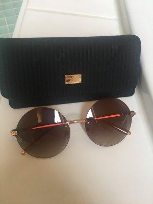 Dolce & Gabbana Lunettes gris brun-taupe
