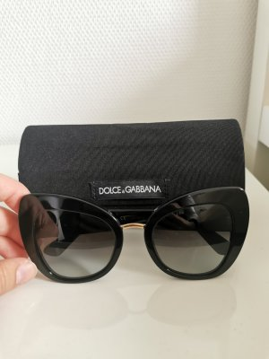 Dolce & Gabanna Bril zwart