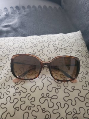 Etnia Barcelona Oval Sunglasses light brown-brown