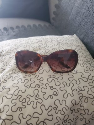 Fielmann Gafas de sol ovaladas marrón claro-marrón