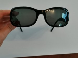 Fossil Oval Sunglasses black