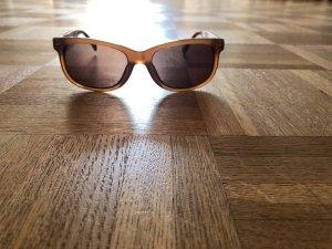 Sonnenbrille, Fossil, braun, bronze