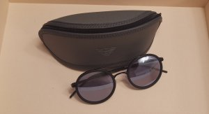 Giorgio  Armani Gafas de sol redondas negro