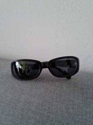 Gianni Versace Angular Shaped Sunglasses black