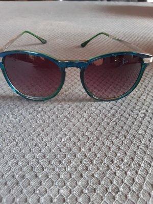 Round Sunglasses green