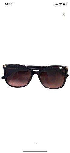 Gucci Lunettes papillon noir