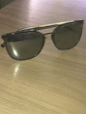 Humphrey Oval Sunglasses anthracite