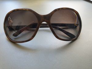 Jil Sander Oval Sunglasses grey brown