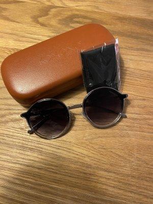 Komono Gafas de sol redondas negro