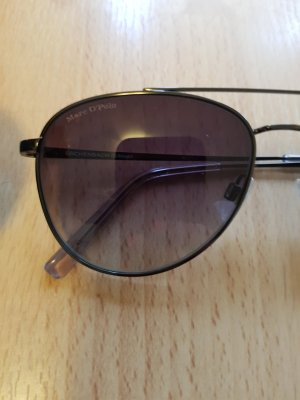 Marc O'Polo Oval Sunglasses dark grey-anthracite