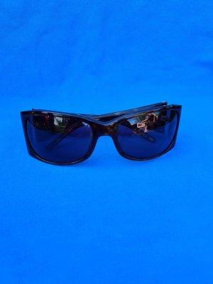 Max Mara Gafas de sol ovaladas marrón oscuro
