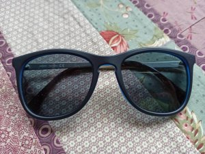 Mexx Retro Glasses dark blue