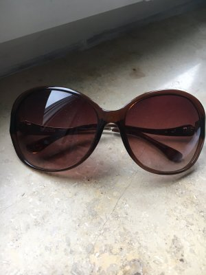 Michael Kors Lunettes de soleil rondes brun
