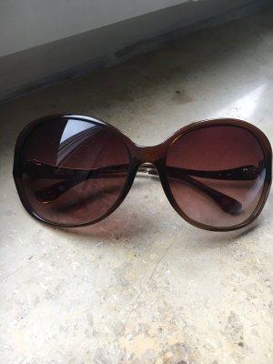 Michael Kors Round Sunglasses brown