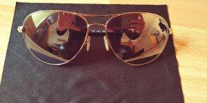 Betty Barclay Gafas de sol ovaladas color plata-lila