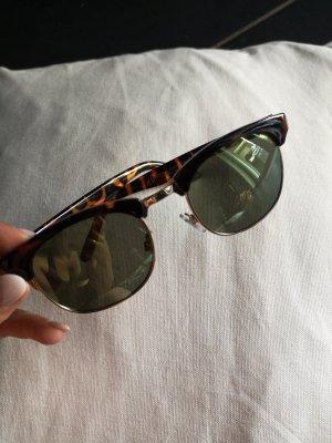H&M Occhiale da sole ovale multicolore