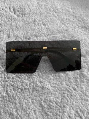 Boutique Düsseldorf Kwadratowe okulary przeciwsłoneczne Wielokolorowy
