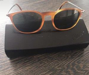 Persol Gafas de sol ovaladas marrón