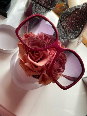 Lunettes rose
