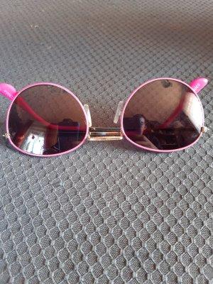 Oval Sunglasses pink