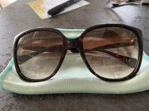 Ralph Lauren Gafas marrón oscuro-color oro