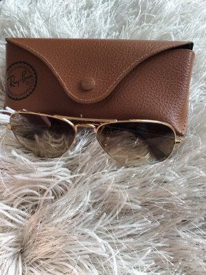 Ray Ban Glasses sand brown
