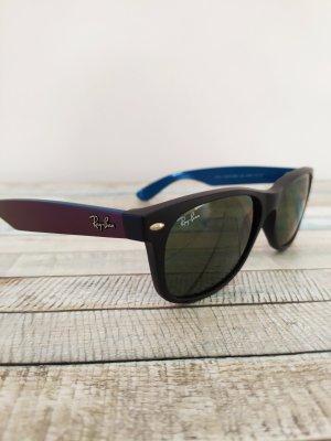 Sonnenbrille Ray-Ban New Wayfarer multicolor Bordeaux Blau schwarz unisex