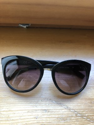 River Island Butterfly Glasses gold-colored-black