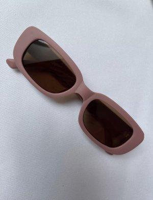 Sonnenbrille Rosa/lila matte