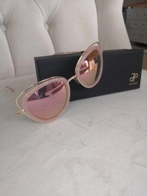 Sonnenbrille Rose / gold