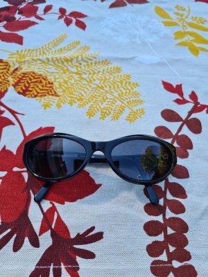 Salvatore ferragamo Gafas de sol ovaladas marrón-negro