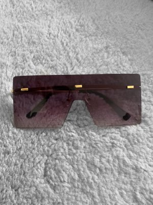 Asos Angular Shaped Sunglasses multicolored