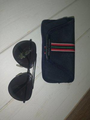 Sonnenbrille, schwarz, Tommy Hilfiger