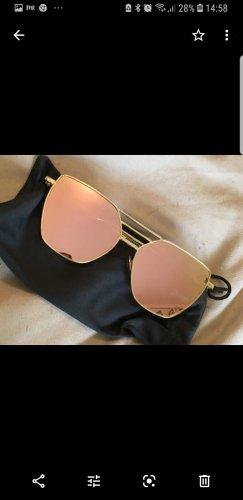Sonnenbrille spiegelefekt