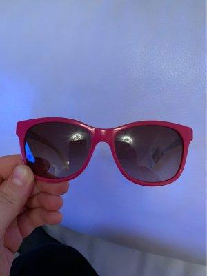 Tommy Hilfiger Round Sunglasses white-magenta