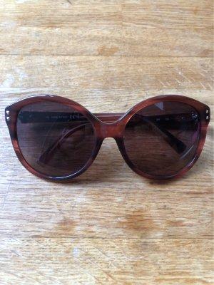 Sonnenbrille Valentino braun rot